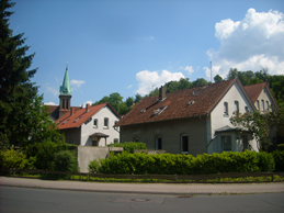 Umfeld Lutherkirche